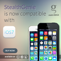 StealthGenie  iOS 7