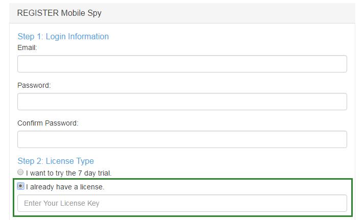 register mobile spy