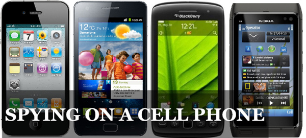 Cell Phone Spying Tips