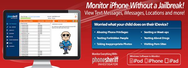 PhoneSheriff Investigator