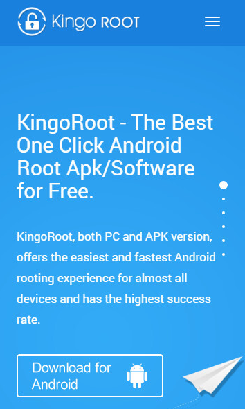 Download KingoRoot