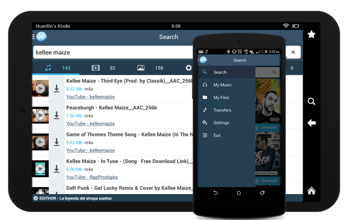 FrostWire Plus for Android
